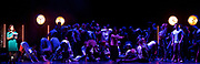 Gala for Grenfell<br /> imagined &amp; directed by Arlene Phillips <br /> at the Adelphi Theatre, London, Great Britain <br /> 30th July 2017 <br /> <br /> <br /> <br /> Arlene Phillips introduces the evening with the cast warming up on stage <br /> <br /> <br /> Photograph by Elliott Franks <br /> Image licensed to Elliott Franks Photography Services