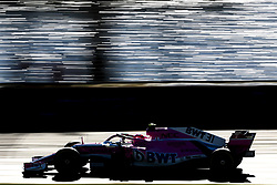 March 23, 2018 - Melbourne, Victoria, Australia - OCON Esteban (fra), Force India F1 VJM11, action during 2018 Formula 1 championship at Melbourne, Australian Grand Prix, from March 22 To 25 - Photo  Motorsports: FIA Formula One World Championship 2018, Melbourne, Victoria : Motorsports: Formula 1 2018 Rolex  Australian Grand Prix, (Credit Image: © Hoch Zwei via ZUMA Wire)