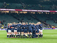 England Women v Ireland Women in a 6 Nations match at Twickenham Stadium, Whitton Road, Twickenham, England, on 27th February 2016