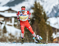 23.02.2019, Langlauf Arena, Seefeld, AUT, FIS Weltmeisterschaften Ski Nordisch, Seefeld 2019, Skiathlon, Herren, 30km, im Bild Sergey Ustiugov (RUS) // Sergey Ustiugov of Russian Federation during the men's 30km Skiathlon competition of the FIS Nordic Ski World Championships 2019. Langlauf Arena in Seefeld, Austria on 2019/02/23. EXPA Pictures © 2019, PhotoCredit: EXPA/ Stefan Adelsberger