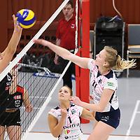 VBALL: 08-10-2017 - Elite Volley Aarhus - Team Køge Volley - Volleyligaen Damer 2017-2018