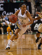 2010 ACC Women's Basketball Tournament held at The Greensboro Coliseum in Greensboro, North Carolina.