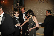 Sam Taylor Wood, Robin Hurlestone and Annabel Neilson, Ark Gala Dinner, Marlborough House, London. 5 May 2006. ONE TIME USE ONLY - DO NOT ARCHIVE  © Copyright Photograph by Dafydd Jones 66 Stockwell Park Rd. London SW9 0DA Tel 020 7733 0108 www.dafjones.com