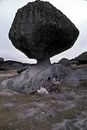 = The wind and the erosion have sculptured the landscape in the Creel valley Sierra Madre    Mexico    /// Le vent et l'erosion ont sculpte le paysage de la vallee de Creel. Sierra Madre , La region de Creel est celèbre pour les phenomènes geologiques lies à l'erosion.    Mexique  +