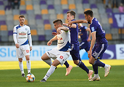Janez Pišek of Celje during football match between NK Maribor and NK Celje in Round #24 of Prva liga Telekom Slovenije 2018/19, on March 30, 2019 in stadium Ljudski vrt, Maribor, Slovenia. Photo by Milos Vujinovic / Sportida