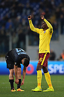 Costa Sparta Esultanza, Antonio Candreva Lazio delusione. Celebration Sparta <br /> Roma 17-03-2016 Stadio Olimpico Football Europa League Round of 16 second leg 2015/2016 Lazio - Sparta Praha. Foto Andrea Staccioli / Insidefoto
