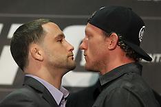 October 5, 2011: UFC 136 Final Press Conference