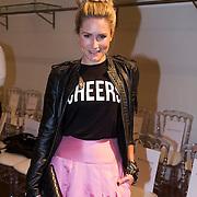 NLD/Amsterdam/20140308 - Modeshow Mart Visser 2014 S/S, Nikkie Plessen