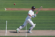 Sussex batsman Ed Joyce during the Specsavers County Champ Div 2 match between Sussex County Cricket Club and Essex County Cricket Club at the 1st Central County Ground, Hove, United Kingdom on 17 April 2016. Photo by Bennett Dean.