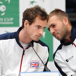 Great Britain v Argentina | Davis Cup | 14 September 2016