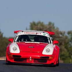 CER JARAMA,Porsche 993,Ramón López Villalba,