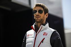 May 13, 2018 - Barcelona, Spain - Motorsports: FIA Formula One World Championship 2018, Grand Prix of Spain, .#8 Romain Grosjean (FRA, Haas F1 Team) (Credit Image: © Hoch Zwei via ZUMA Wire)