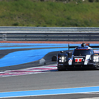 #1, Porsche 919 Hybrid, Porsche Team, driven by Timo Bernhard, Mark Webber, Brendon Hartley, FIA WEC Prologue Circuit Paul Ricard, 26/03/2016,