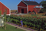 Amish Farm and Garden, Lancaster Co., PA