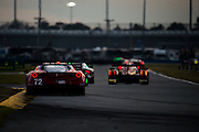 January 30-31, 2016: Daytona 24 hour: #72 Viktor Shaitar, Andrea Bertolini, Giammaria Bruni, James Calado, SMP Racing Ferrari, Ferrari 488 GTE GTLM