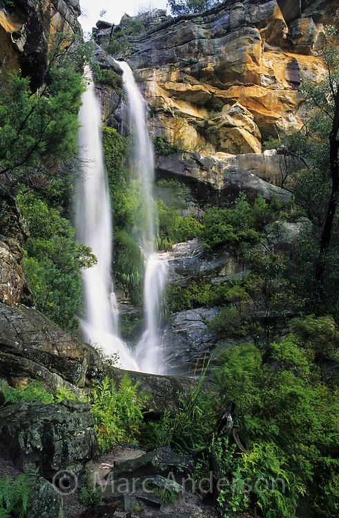 Honeycomb Falls, Grampians National Park, Australia.