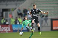 Kenny Rocha (saint etienne) vs Frederic Guilbert (caen)<br /> <br /> SOCCER : Saint Etienne vs Caen - League 1 - 02/26/2017<br /> <br /> Norway only