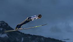 29.12.2013, Schattenbergschanze, Oberstdorf, GER, FIS Ski Sprung Weltcup, 62. Vierschanzentournee, Bewerb, im Bild Antonin Hajek (CZE) // Antonin Hajek of Czech Republic during Competition of 62th Four Hills Tournament of FIS Ski Jumping World Cup at the Schattenbergschanze, Oberstdorf, Germany on 2013/12/29. EXPA Pictures © 2013, PhotoCredit: EXPA/ Peter Rinderer