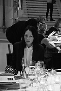 CLARE LATTIN, Whitechapel Gallery Art Icon 2015 Gala dinner supported by the Swarovski Foundation. The Banking Hall, Cornhill, London. 19 March 2015