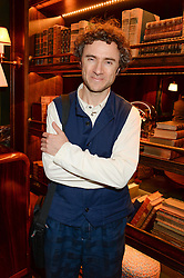 Designer THOMAS HEATHERWICK at the launch of Rosewood London - a new luxury hotel at 252 High Holborn, London WC1 on 30th October 2013.