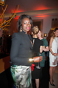 JENNIFER EWAH, The Veuve Clicquot Business Woman Of The Year Award, celebrating women's excellence in business and commitment to sustainability. Claridge's, Brook Street, London, 22 April 2013
