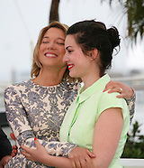 Grand Central film photocall at the Cannes Film Festival