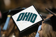 Undergraduate Commencement ©Ohio University/ Photo by Kaitlin Owens