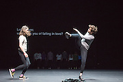 Contemporary dance icon Anne Teresa De Keersmaeker and her company Rosas company return to Sadler's Wells on Tuesday 8 and Wednesday 9 March 2016 with the UK premiere of Golden Hours (As You Like It), co-produced by Sadler's Wells.