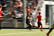 Hayden Phillips of the Black Sticks at the final game of the Black Sticks v Canada Test Matches 21 October 2018. Copyright photo: Alisha Lovrich / www.photosport.nz