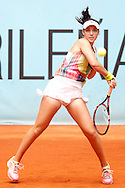 Louisa Chiricoduring the Madrid Open at Manzanares Park Tennis Centre, Madrid<br /> Picture by EXPA Pictures/Focus Images Ltd 07814482222<br /> 05/05/2016<br /> ***UK & IRELAND ONLY***<br /> EXPA-ESP-160505-0071.jpg