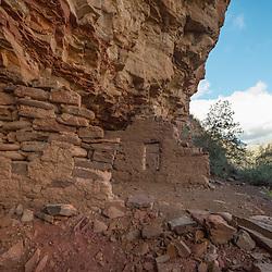 Coon Creek Indian Ruin, Salado