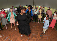 Jen and Tony's Wedding Day. Dancing up a Storm ~ Reception.  York, Maine.  ©2015 Karen Bobotas Photographer