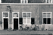 16th century houses in Utrecht