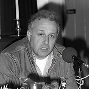 NLD/Huizen/19920518 - Mediashow van Ton Lankreijer in de Boerderij Huizen, Mart Smeets