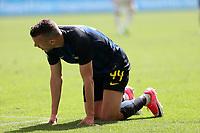 15.04.2017 - Milano - Serie A 2016/17 - 32a giornata  -  Inter-Milan nella  foto: Ivan Perisic deluso a terra