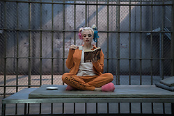 RELEASE DATE: August 5, 2016 TITLE: Suicide Squad STUDIO: Atlas Entertainment DIRECTOR: David Ayer PLOT: A secret government agency recruits imprisoned supervillains to execute dangerous black ops missions in exchange for clemency STARRING: Margot Robbie as Harley Quinn (Credit Image: © Atlas Entertainment/Entertainment Pictures/ZUMAPRESS.com)