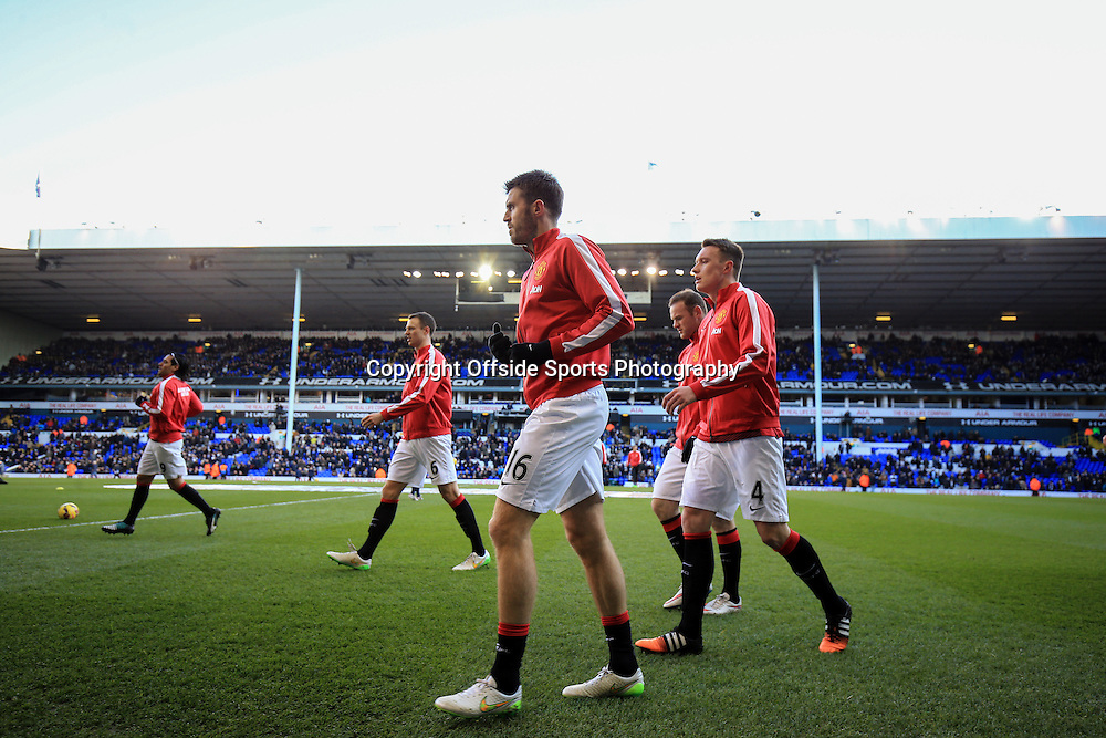 28 December 2014 - Barclays Premier League - Tottenham Hotspur v Manchester United -- Photo: Marc Atkins / Offside.