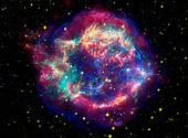 NASA, Supernova