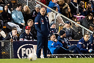 SYDNEY, AUSTRALIA - AUGUST 21: Melbourne Victory coach Kevin Muscat at the FFA Cup Round 16 soccer match between APIA Leichhardt Tigers FC and Melbourne Victory at Leichhardt Oval in Sydney on August 21, 2018. (Photo by Speed Media/Icon Sportswire)