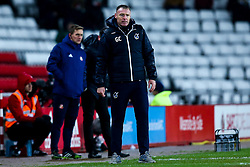 Bristol Rovers caretaker manager Graham Coughlan - Mandatory by-line: Robbie Stephenson/JMP - 15/12/2018 - FOOTBALL - Stadium of Light - Sunderland, England - Sunderland v Bristol Rovers - Sky Bet League One