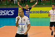 Jogo de returno válido pela Super Liga 2017/2018, Sada Cruzeiro x Corinthians se enfrentam nesta terça feira (16) no Ginásio do Riacho, Contagem-MG.