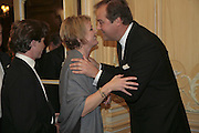 Mr. and Mrs. James Osborne and Harry Herbert, Cartier Racing Awards , Four Seasons Hotel, Hamilton Place, London, W1, 15 November 2006. ONE TIME USE ONLY - DO NOT ARCHIVE  © Copyright Photograph by Dafydd Jones 66 Stockwell Park Rd. London SW9 0DA Tel 020 7733 0108 www.dafjones.com