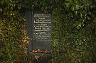 DEU, Deutschland: Grabstätte der Familie Blaschka, Dresden-Hosterwitz, Sachsen | DEU, Germany: Gravesite of the family Blaschka, Dresden-Hosterwitz, Saxonia |