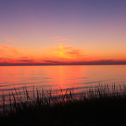 &quot;September Sunset&quot;<br /> <br /> Beautiful sunset and silhouette on Lake Michigan's shores!!<br /> <br /> Sunset Images by Rachel Cohen