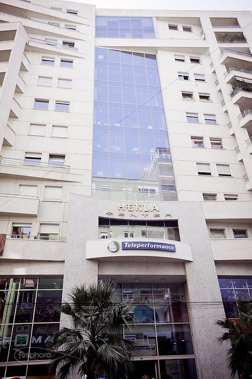 Tirana - Sede operativa di Teleperformance.