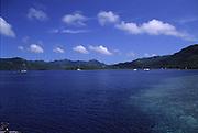 Island of Tahaa, French Polynesia<br />