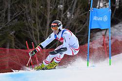 WUERZ Martin LW6/8-2 AUT at 2018 World Para Alpine Skiing Cup, Kranjska Gora, Slovenia