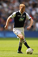 Chris Taylor of Millwall during the Sky Bet League 1 Play-off Final between Barnsley and Millwall at Wembley Stadium, London<br /> Picture by Richard Blaxall/Focus Images Ltd +44 7853 364624<br /> 29/05/2016