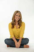 "7/16/12 Atlanta, GA. CNN HLN Anchor Christi Paul, author of ""Life isn't supposed to Hurt."" Photograph by Michael A. Schwarz"
