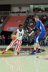 2013-14 Illinois State Redbirds Basketball Photo